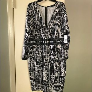 Fashion 2 Figure Body-con Dress Size 3